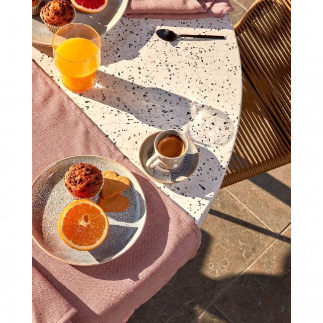 Mourengos - Table à manger ronde Ø120cm