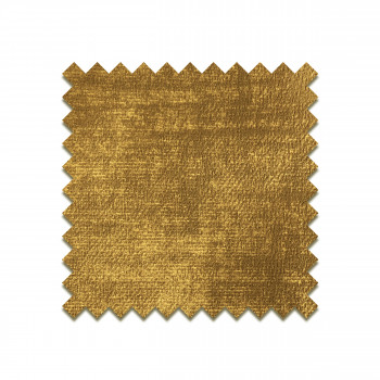 481013-M-OCHRE - Echantillon gratuit en velours ocre