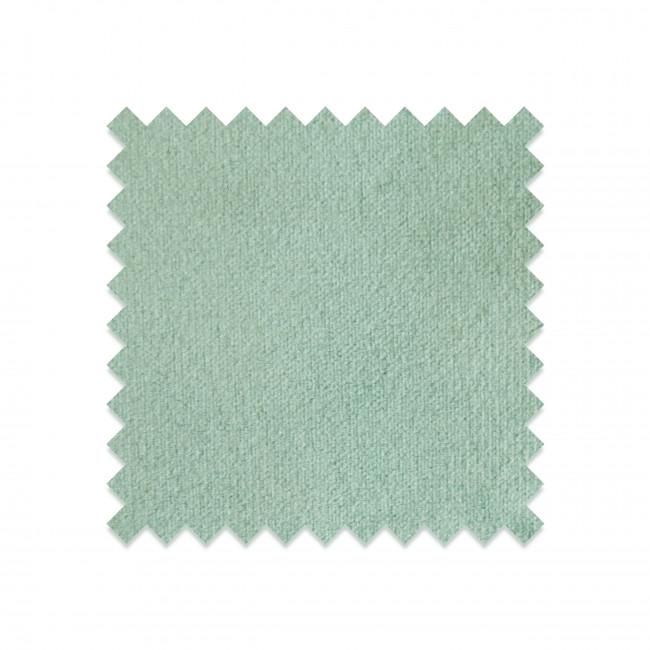 VIC-62green - Echantillon gratuit en velours vert d'eau