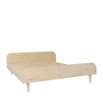 Twist - Lit en bois 180x200cm