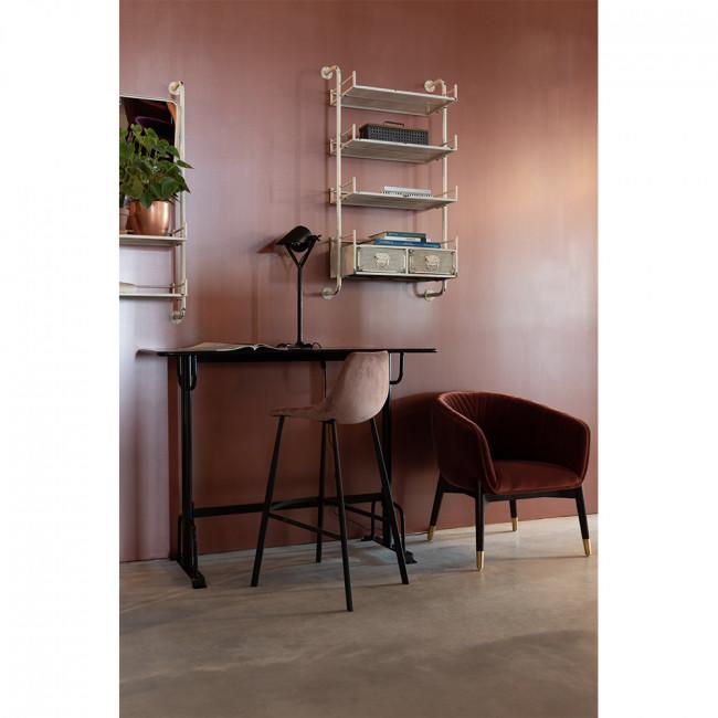 Declan - Table de bar 140x50cm