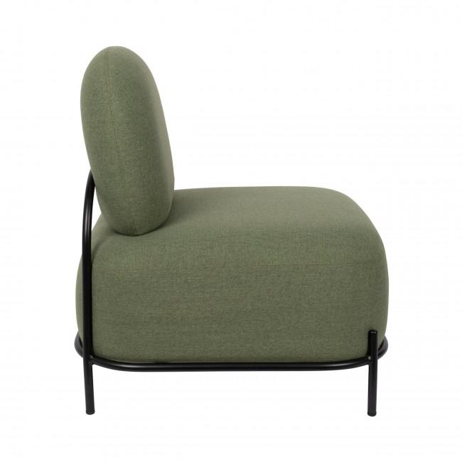 Polly - Fauteuil lounge en tissu