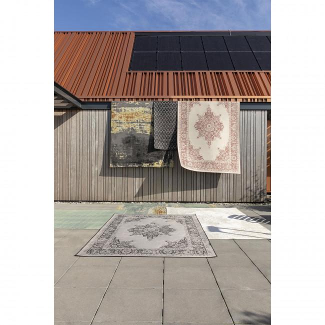 Crossley - Tapis design indoor/outdoor vert