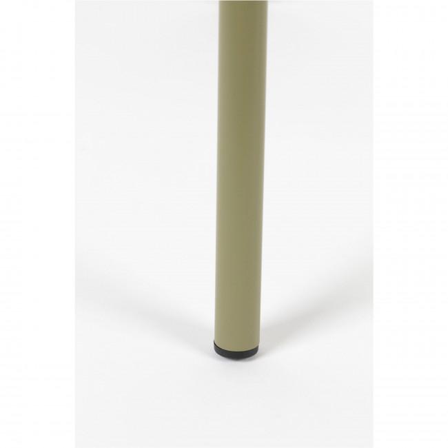 Jort - 2 tabourets de bar en cannage 66cm