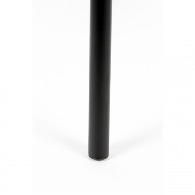 Jort - 2 tabourets de bar en cannage 77cm