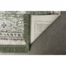 Marvel - Tapis vintage vert mousse