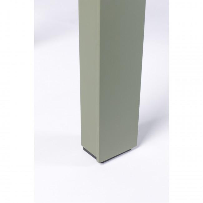 Vondel - Banc de jardin en métal 129,5x45cm