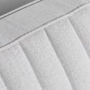 Wisset - Canapé 3 places en tissu