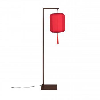Suoni - Lampadaire style lanterne japonaise