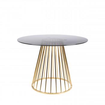 Floris - Table à manger en métal ø104cm