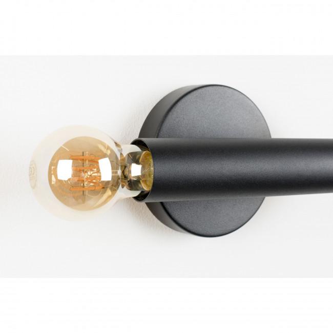 Hawk - Applique en métal 2 ampoules