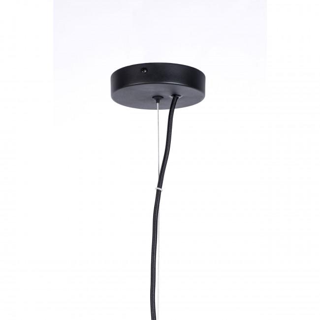 Hawk - Suspension en métal 6 ampoules