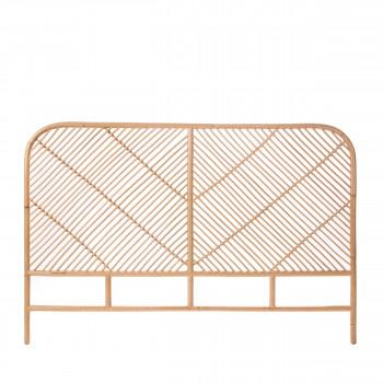 Kayan - Tête de lit en rotin 188cm