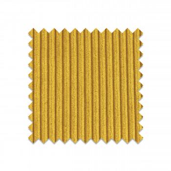 514 Sorento Honey - Echantillon gratuit en velours jaune moutarde