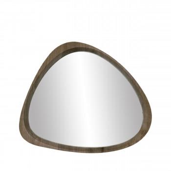 Vik - Miroir forme organique H43cm