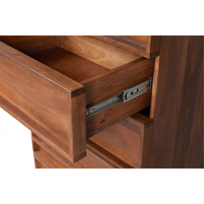 Forrest - Commode 5 tiroirs en bois