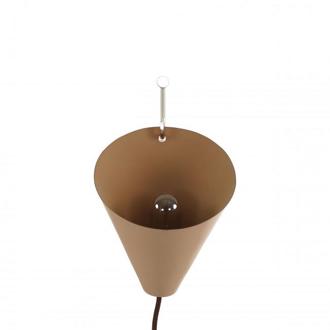 Cone - Applique murale en métal