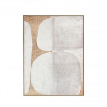 Dolmen - Tableau encadré 100x140cm