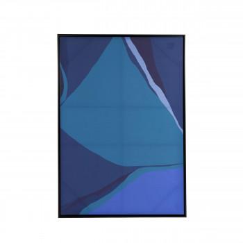Suggestion - Tableau encadré 100x140cm