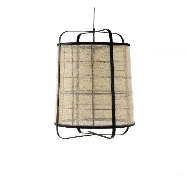 Mien - Suspension en bambou et filet ø60cm
