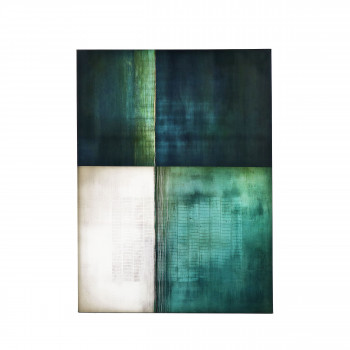 Emeraude - Tableau 100x140cm