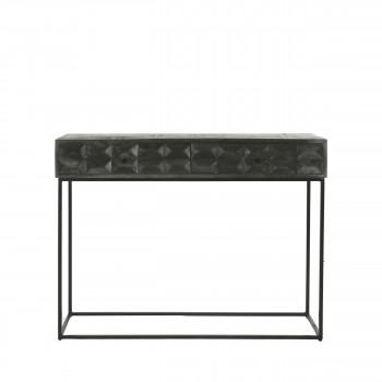 Hex - Console en bois 110cm