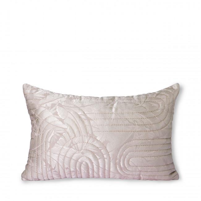Jonen - Coussin à motifs feuilles 60x40cm