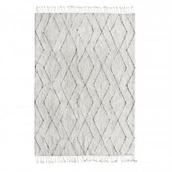 Smid - Tapis d'inspiration berbère à motifs géométriques