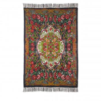 Boord - Tapis d'inspiration persane à motif floraux