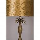 Piña - Lampadaire palmier en métal