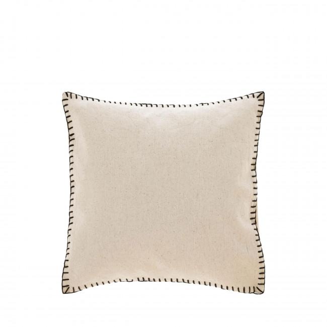 Anahi - Housse de coussin en tissu 45x45cm
