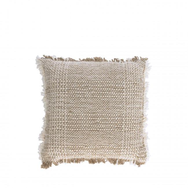 Ami - Housse de coussin en fibres naturelles 45x45cm