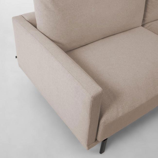Galene - Canapé 3 places en tissu