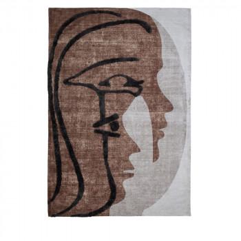 Roden - Tapis motif abstrait