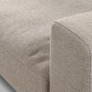 Noa - Canapé 3 places en tissu