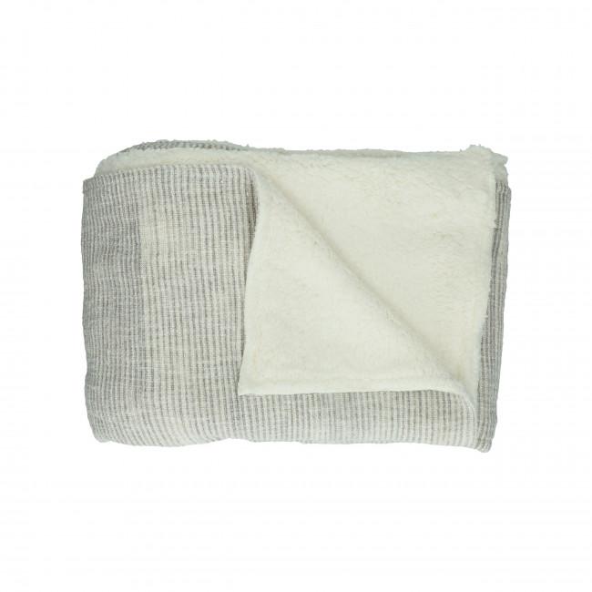 Toudou - Plaid en coton 130x160cm