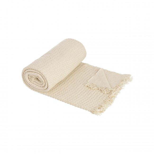 Amarilys - Plaid en coton 130x170cm