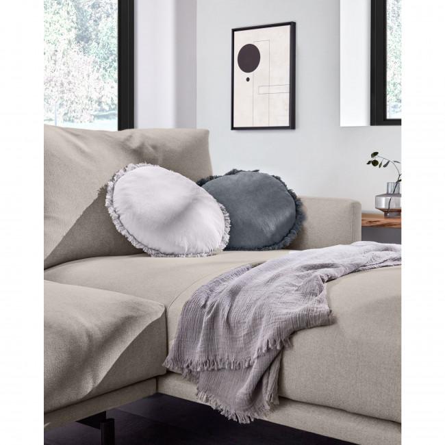 Clarice - Plaid en coton 100x70cm