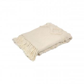 Xayoxhira - Plaid en coton 130x170cm