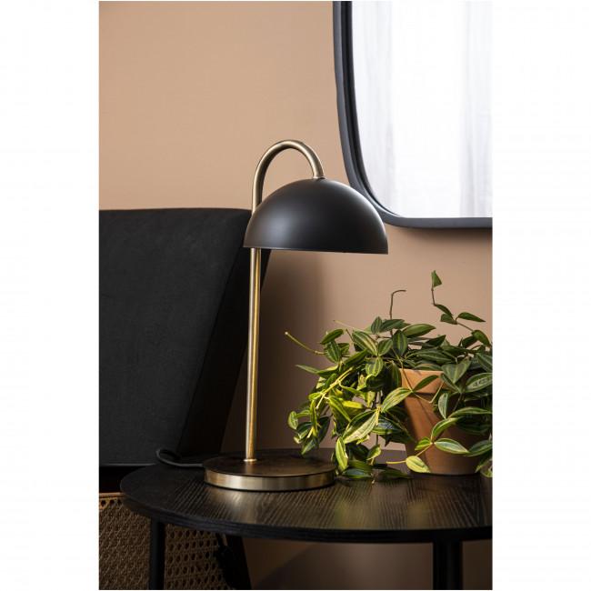 Dome - Lampe à poser en métal