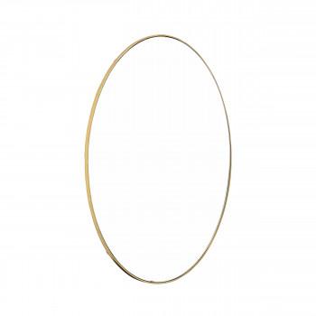 Pedro - Miroir en métal rond ø80cm