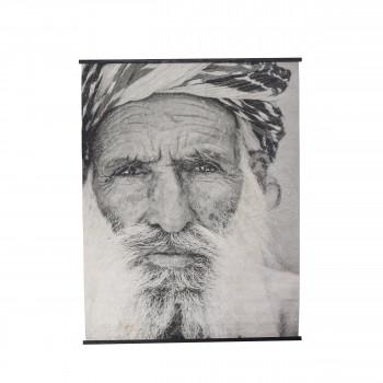 Pradesh - Déco murale en papier portrait 148x200cm