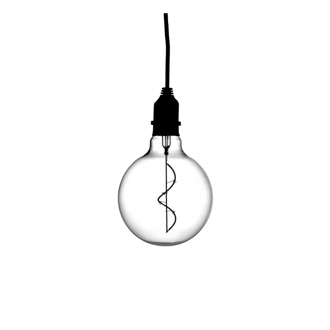Glow - Baladeuse avec ampoule à filament ø12,5cm