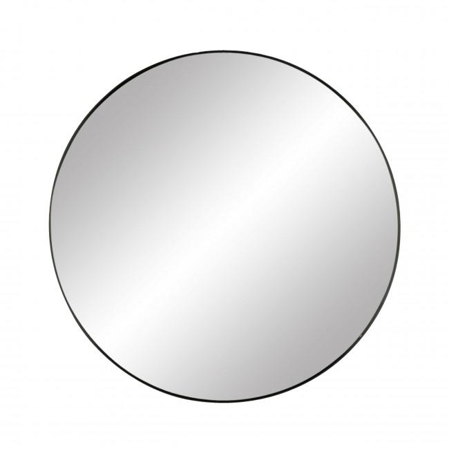 Palace - Miroir rond en métal ø110cm