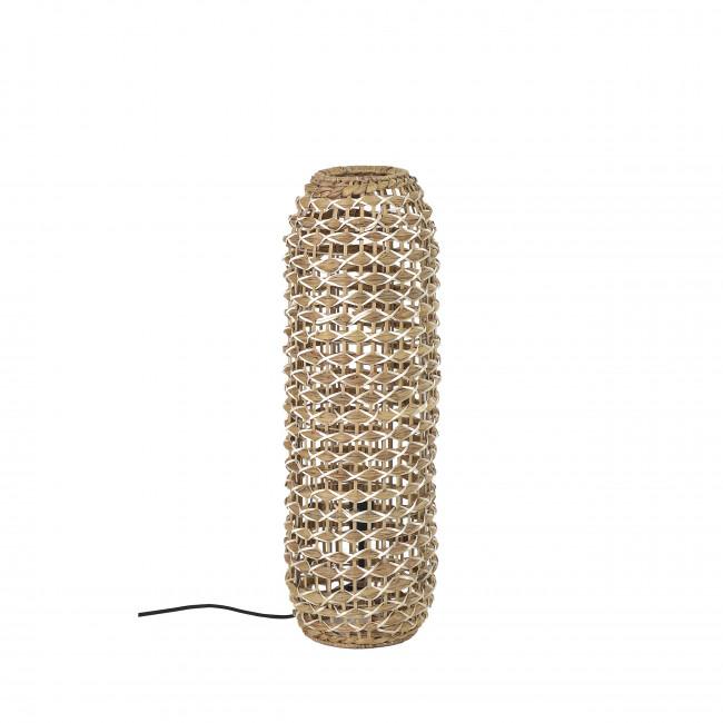 Rota - Lampadaire en fibre naturelle H70cm