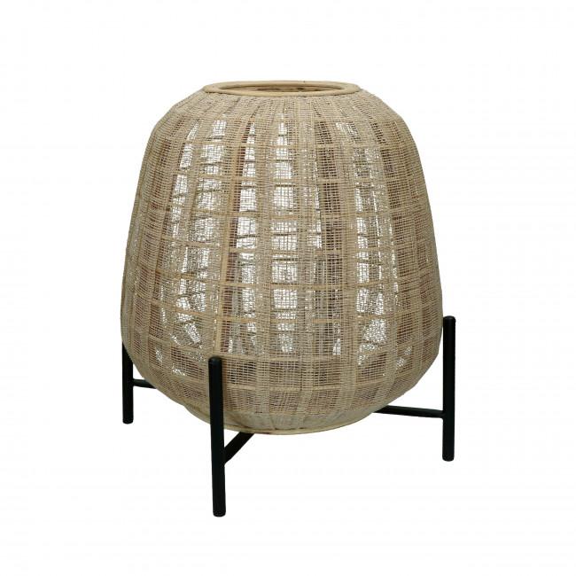 Hanoi - Lanterne en bambou ø38,5x40cm