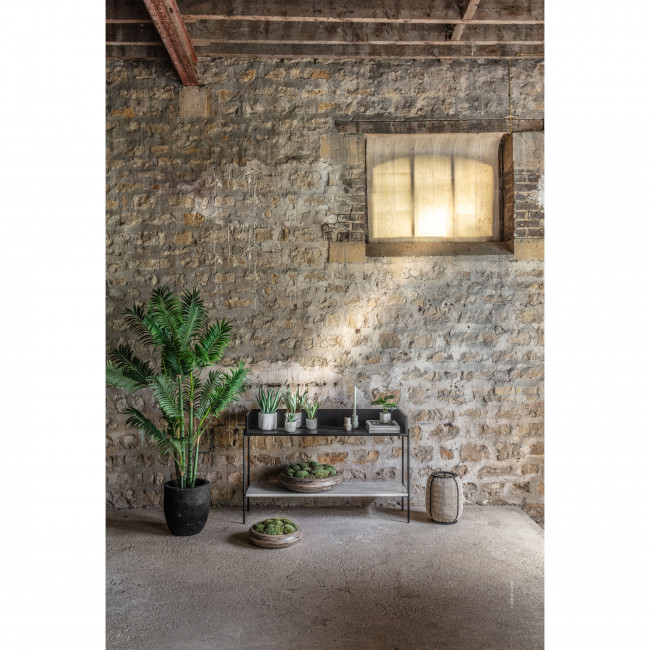 Pleiku - Lampe à poser en bambou ø30x42cm