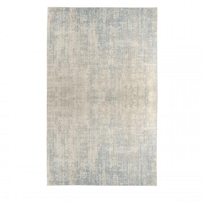 Terra Matrix - Tapis en tissu bleu
