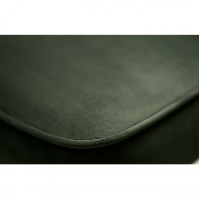 Vogue - Tabouret de bar en velours 65cm