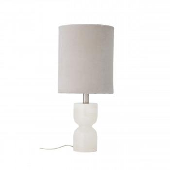 Annegrethe - Lampe à poser en albâtre